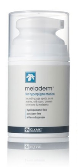 Meladerm Cream Offer Jar